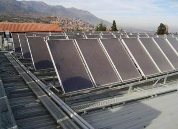 Pasarelas Paneles Solares